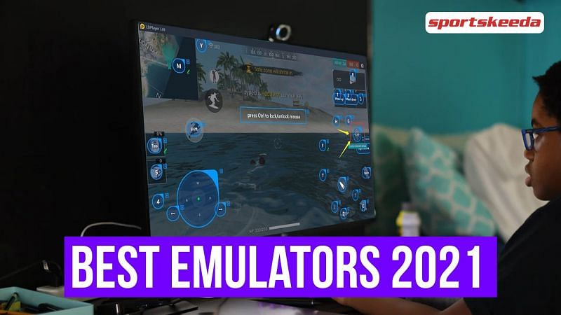 Best PC emulators for Free Fire (Image via Sportskeeda)