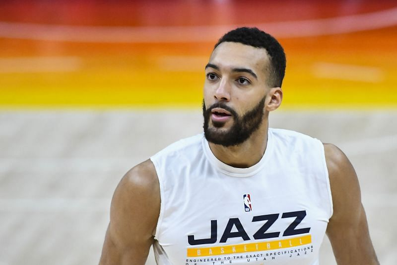 Rudy Gobert led Utah Jazz to the top of the Western Conference