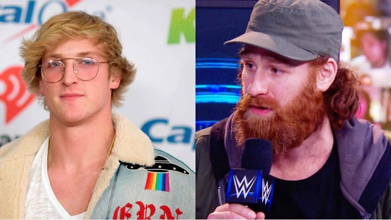 Logan Paul believes Sami Zayn might be on to something