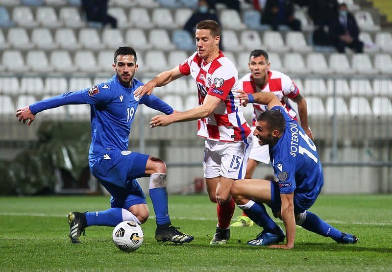 Croatia beat Cyprus in the last match to get their qualifying campaign up and running