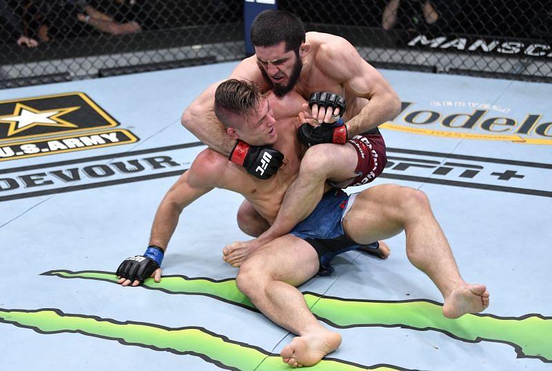UFC 259: Makhachev v Dober.
