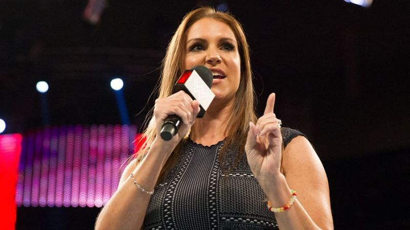 Stephanie McMahon has been one of WWE