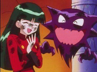 Sabrina in the Pokemon anime (Image via The Pokemon Company)