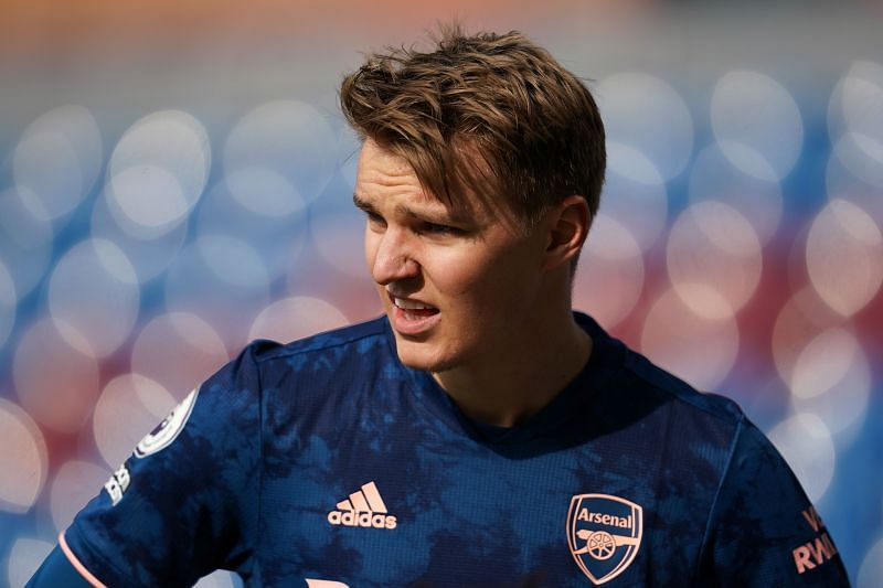 Martin Odegaard has impressed at Arsenal this season