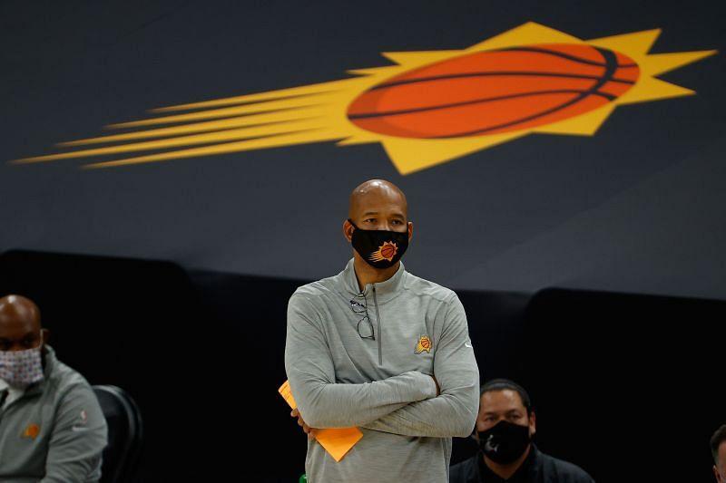 Head coach Monty Williams of the Phoenix Suns