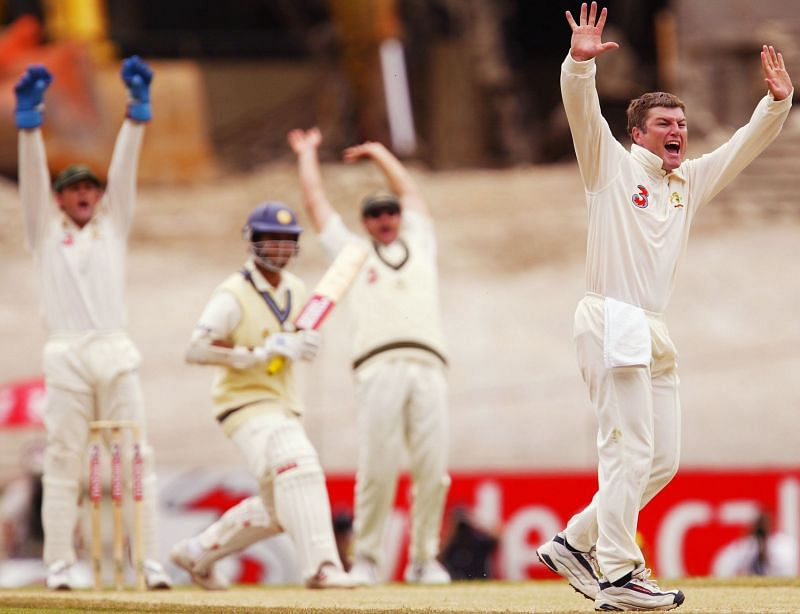 India matched Australia man-to-man in 2003 but failed to win the series