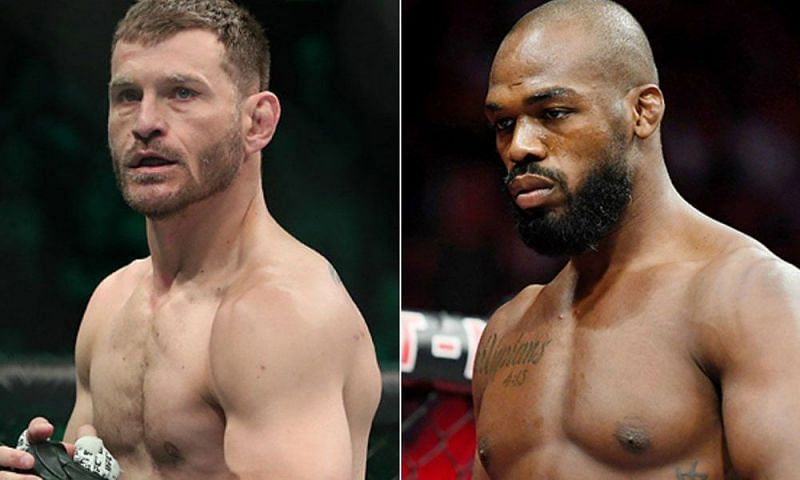 Stipe Miocic vs Jon Jones would be one of the biggest fights in UFC history