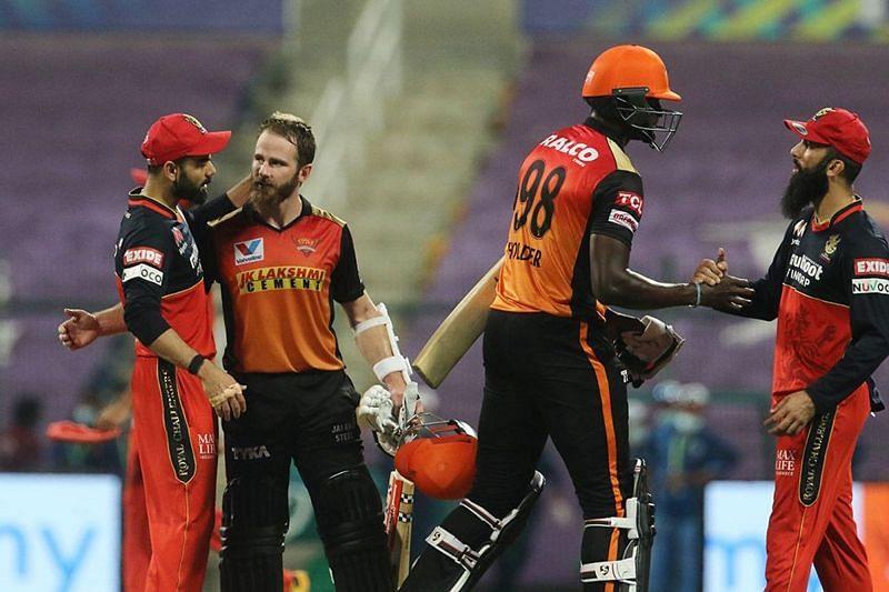 Kane Williamson and Virat Kohli have been very consistent in the IPL (Image courtesy: IPLT20.com)