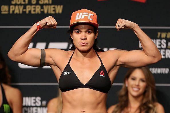 UFC Women's Featherweight Champion Amanda Nunes