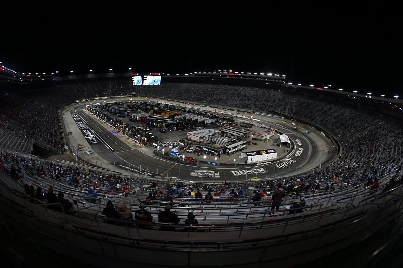NASCAR Cup Series Bass Pro Shops Night Race. Photo: Sean Gardner/Getty Images.