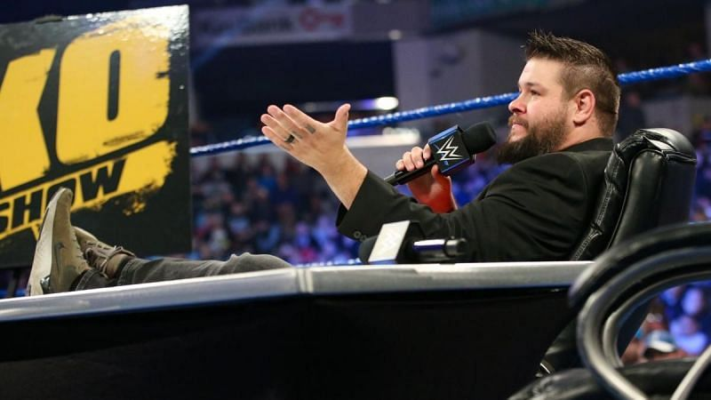 This advice from Kevin Owens changed WWE Superstar