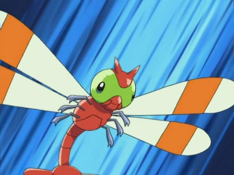 Yanma (Image via The Pokemon Company)