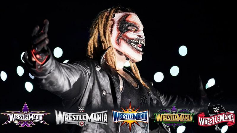Bray Wyatt has competed in several high-profile WrestleMania matches during his WWE career