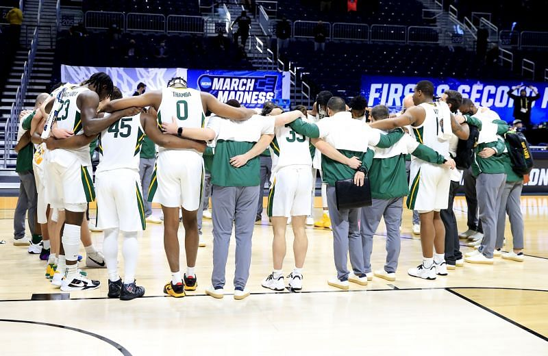 The Baylor Bears are one of two remaining top seeds in March Madness 2021