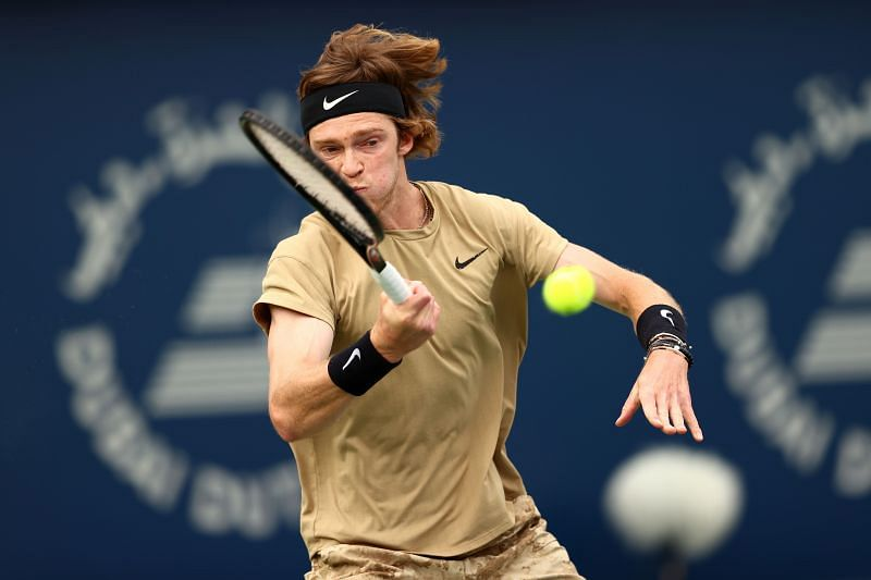 Andrey Rublev has earned the sympathy of Denis Shapovalov