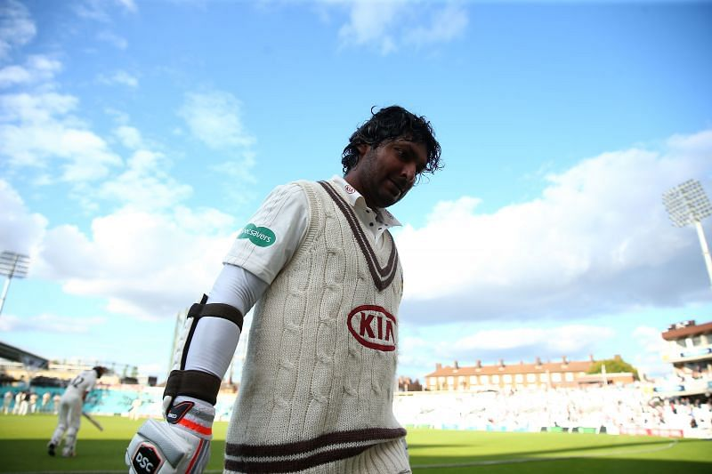 Kumar Sangakkara has a Triple hundred and hundred in the same Test