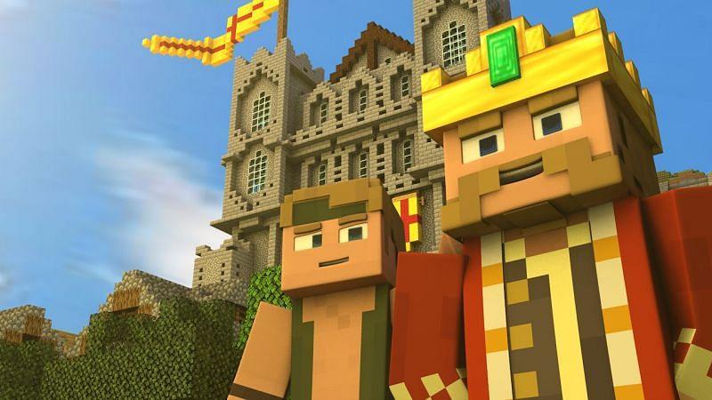 Fallen Kingdom is heavily endorsed by popular YouTuber CaptainSparklez