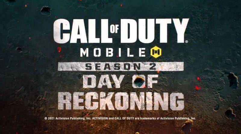 Details about COD Mobile Season 2 (Image via Activision)