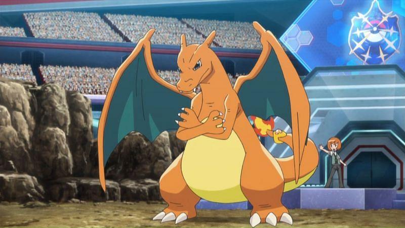 Charizard (Image via The Pokemon Company)