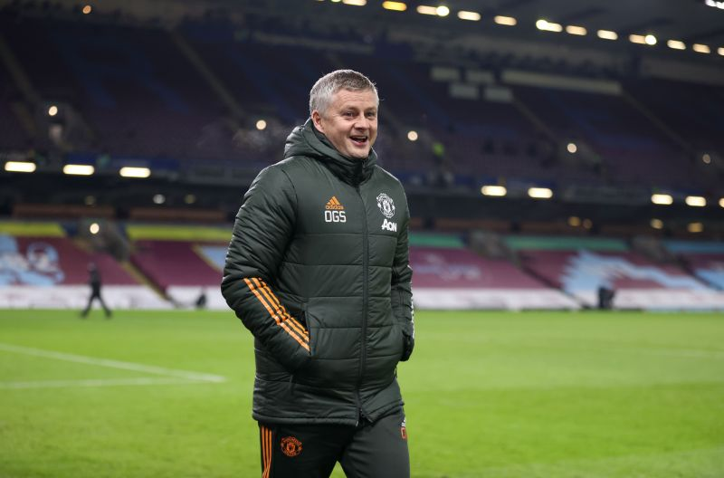 Ole Gunnar Solkjaer will hope the Red Devils can win the Manchester derby