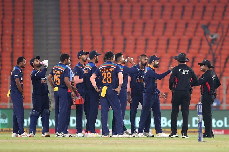 Team India v England - 5th T20 International