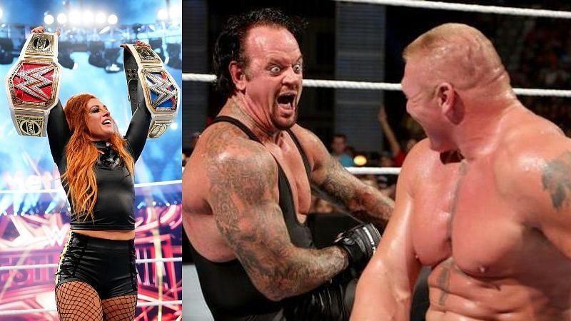 WWE के सबसे आइकॉनिक अनस्क्रिपटेड मोमेंट्स