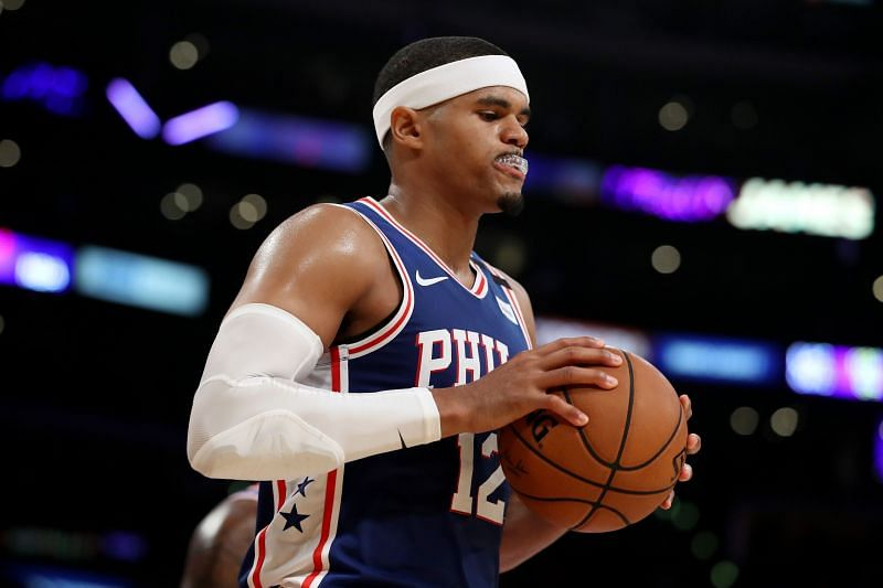 Tobias Harris is likely to return against the Utah Jazz.