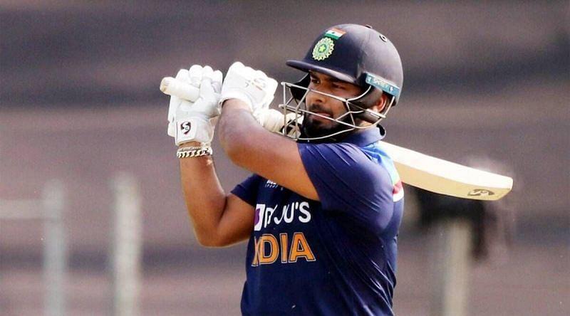 Rishabh Pant has made a roaring return to the Indian setup