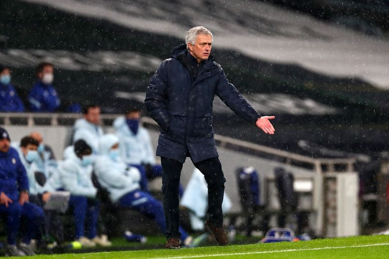 Jose Mourinho will look to strengthen his squad this summer
