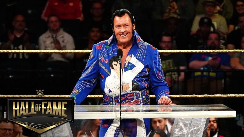 The Honky Tonk Man in WWE