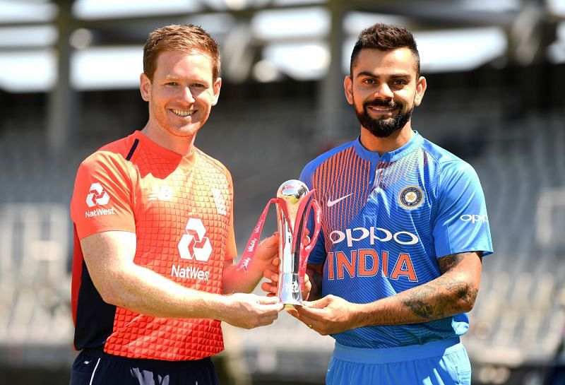 The India vs England T20I series will happen in Ahmedabad
