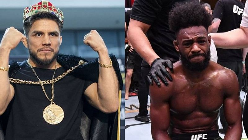 Henry Cejudo issues apology to Aljamain Sterling for saying he was acting after illegal knee from Petr Yan - Sportskeeda