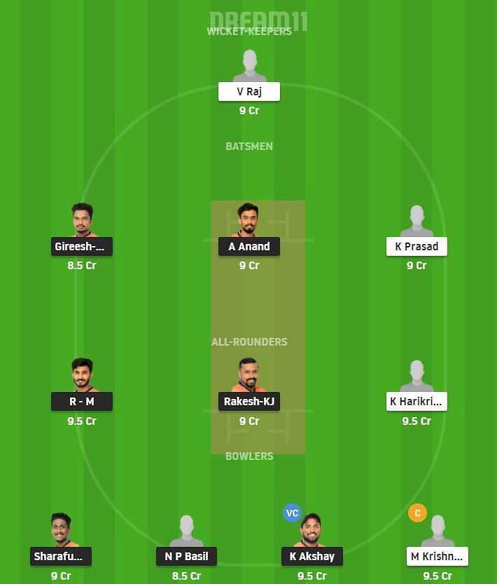 EAG vs ROY Dream11 Team Prediction