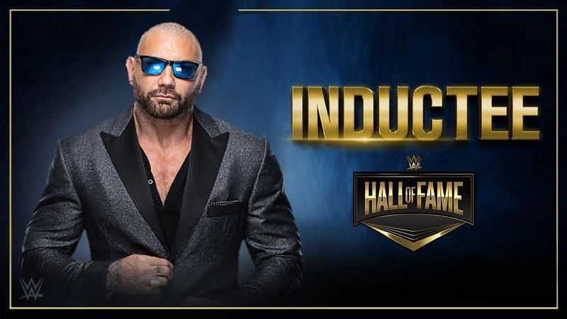 The latest on Batista entering the WWE Hall of Fame.