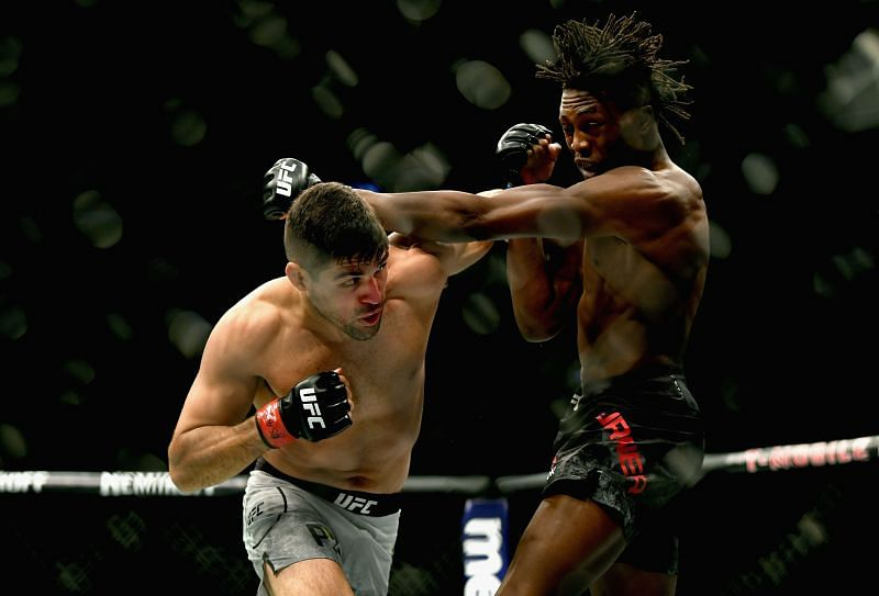 Vicente Luque has built a reputation as one of the UFC Welterweight division