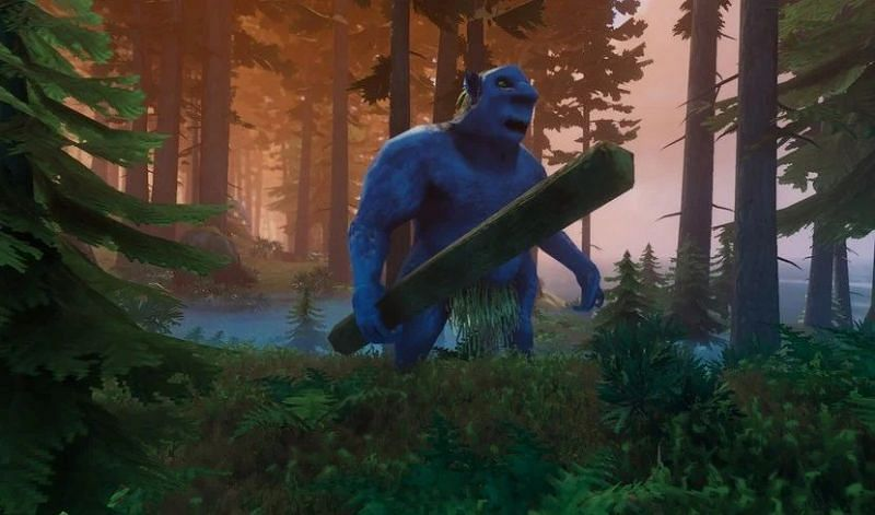 Trolls in Valheim (Image via Iron Gate Studios)