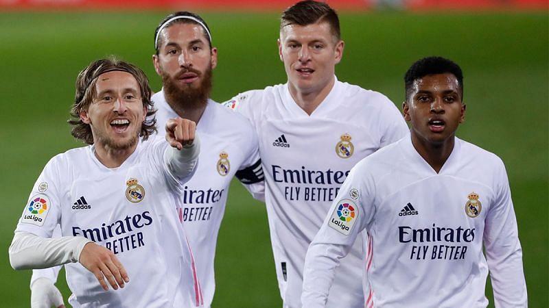Real Madrid have a crunch tie against Celta Vigo in La Liga.