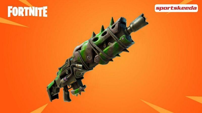 Unleash your primal rage with the Legendary Primal Assault Rifle (Image via Sportskeeda)