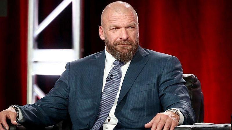 ट्रिपल एच(Triple H)