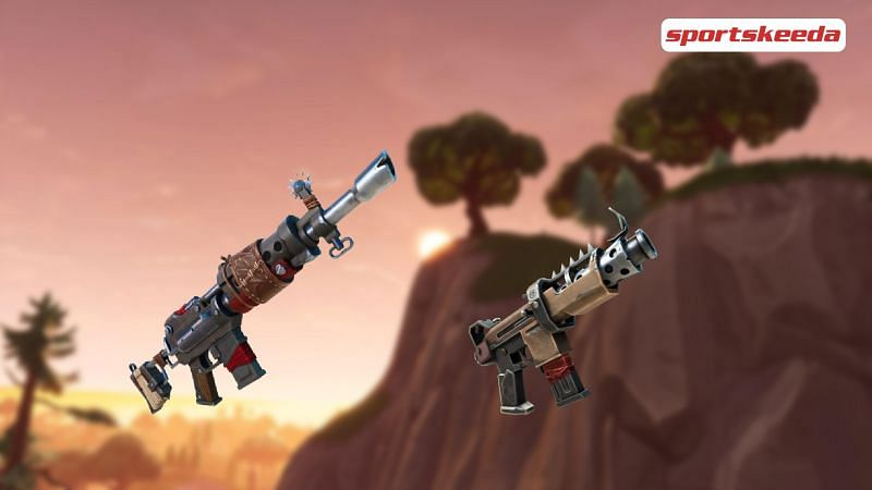 My Fortnite Weapons Wont Work Fortnite Season 6 The Most Useless Weapons That Players Should Avoid At All Costs