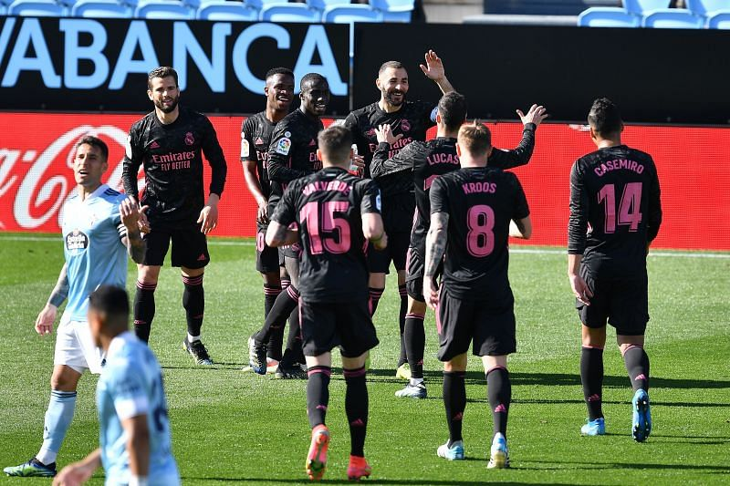 RC Celta v Real Madrid - La Liga Santander