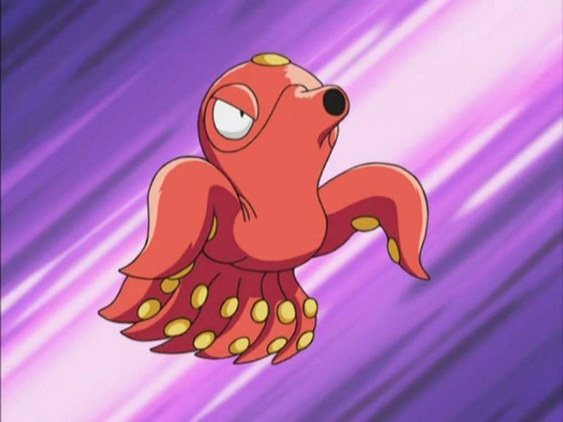 Octillery (Image via The Pokemon Company)