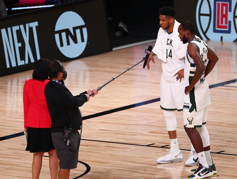 Giannis (L) and Middleton (R) will be the key to their side