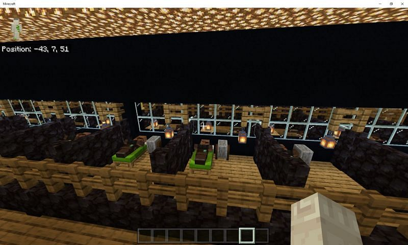 trading with villagers: image via Mojang