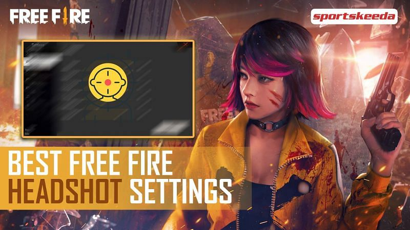 The right settings can help Free Fire players secure headshots more efficiently during a match (Image via Sportskeeda)