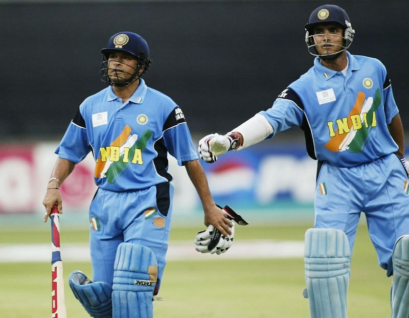Sachin Tendulkar and Sourav Ganguly have the most hundreds and runs as ODI opening pair.