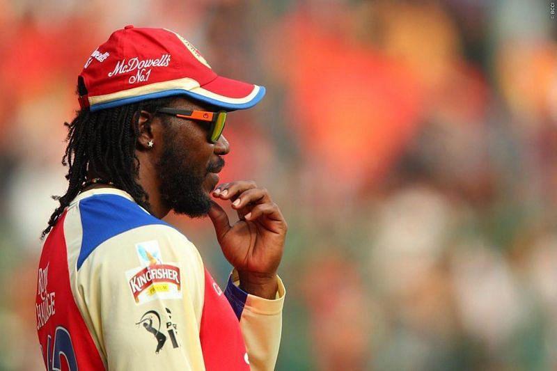 Chris Gayle. IPL 2013.