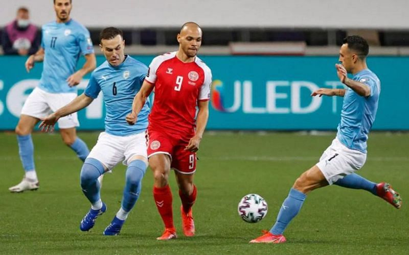Denmark made a promising start to their 2022 World Cup qualifying, beating Israel 2-0 away