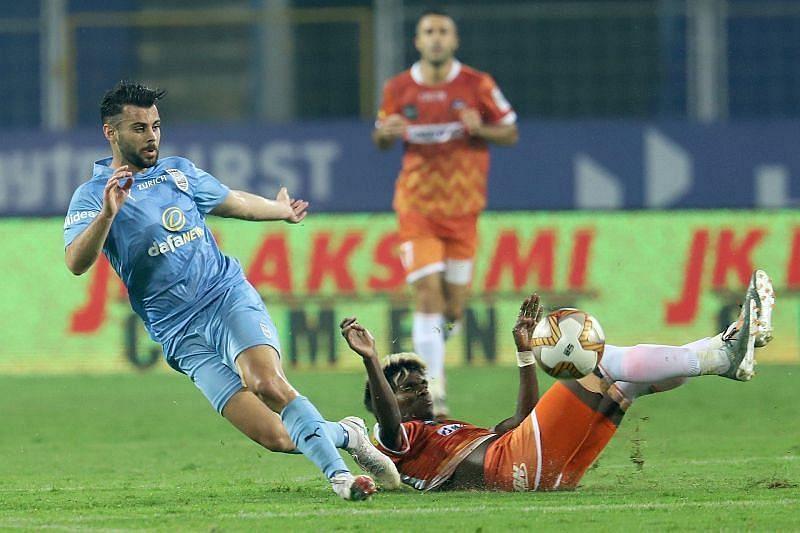 Hugo Boumous will be back in action for Mumbai City FC (Courtesy - ISL)