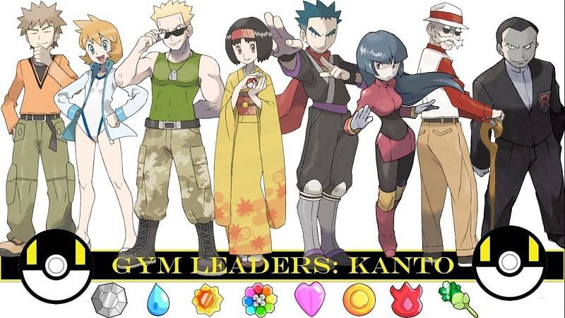 There are so many gym leaders adored by different fans for all sorts of reasons (Image via Tom Salazar)